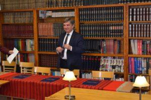 Porozumienie o współpracy pomiędzy Pedagogiczną Biblioteką Wojewódzką w Kielcach a Młodzieżowym Sejmikiem Województwa Świętokrzyskiego – podpisane!
