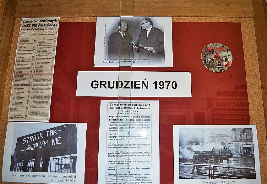 Grudzień 1970 Roku – 50. rocznica wydarzeń
