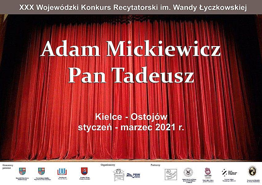 XXX Wojewódzki Konkurs Recytatorski im. Wandy Łyczkowskiej – podsumowanie