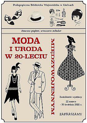 Moda i uroda w 20-leciu międzywojennym – wystawa