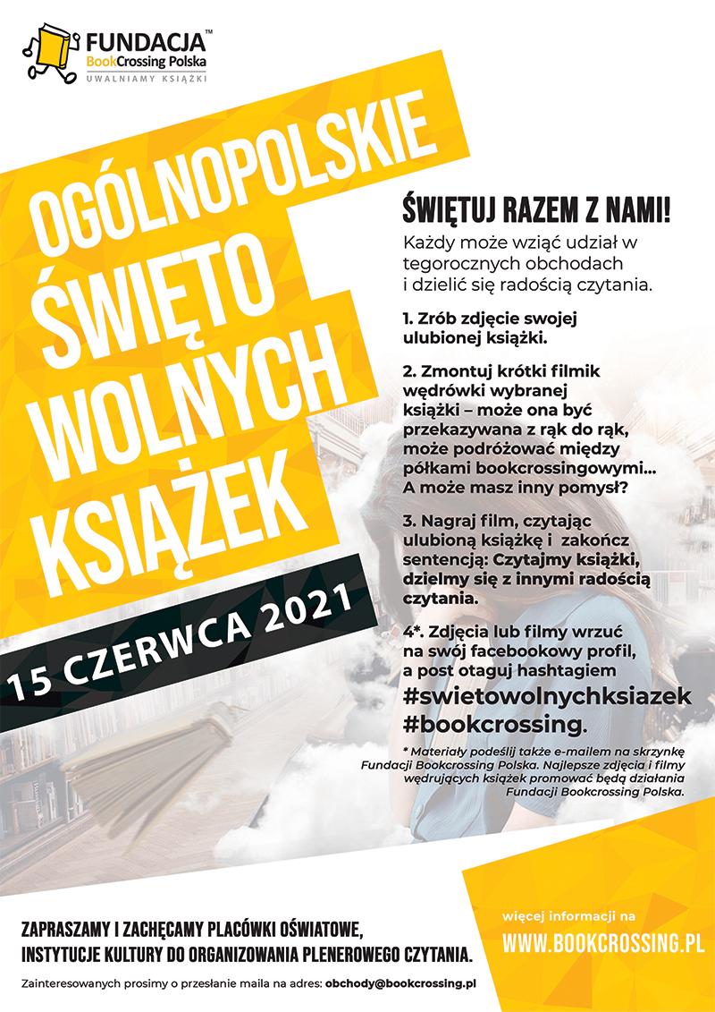 Ogólnopolskie Święto Wolnych Książek